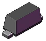 TVS DIODE Pack of 5 13V SOD-123FL UNIDIR SMF4L13A SMF4L13A 2KW