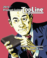 Click for TopLine Dummy Components Catalog